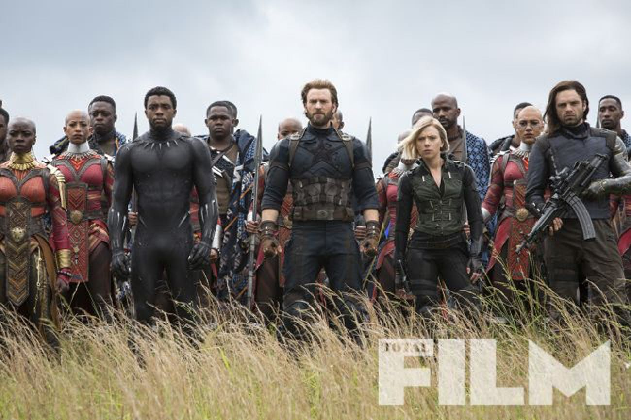 A new version of Team Cap lines up for battle in Wakanda.