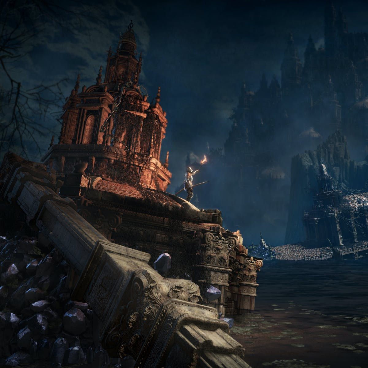 The Best Weapons Available in 'Dark Souls 3: The Ringed City