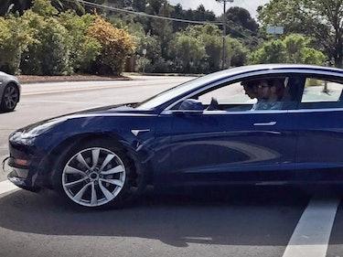 Elon Musk Confirms a Big Date for Tesla Model 3: July