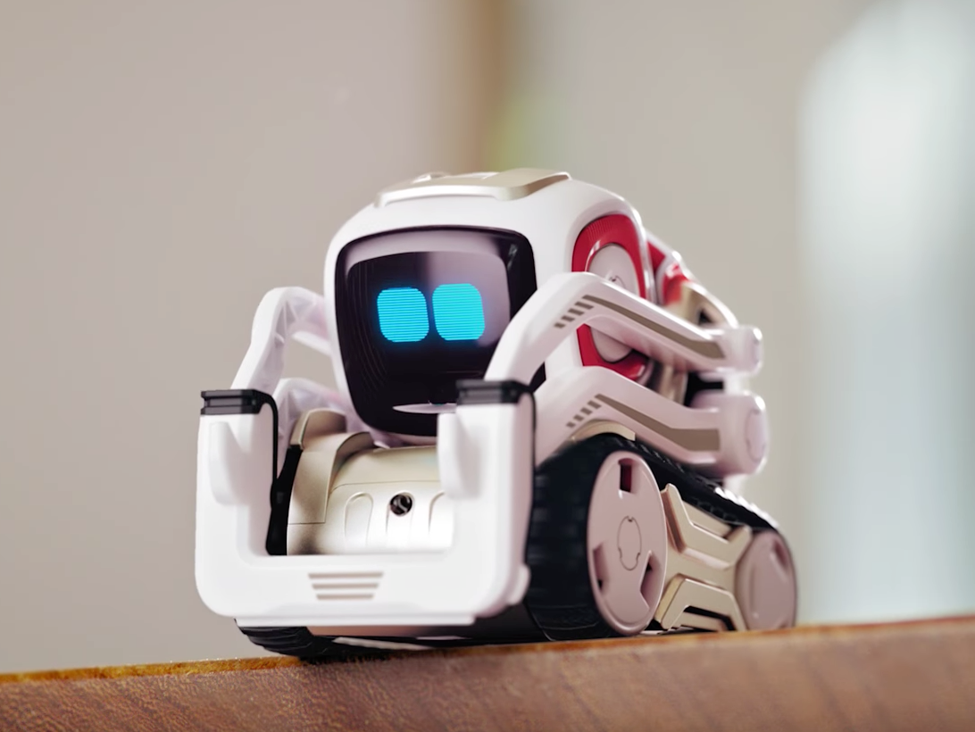 The Anki Cozmo Robot is 2016's Most Groundbreaking Christmas Gift
