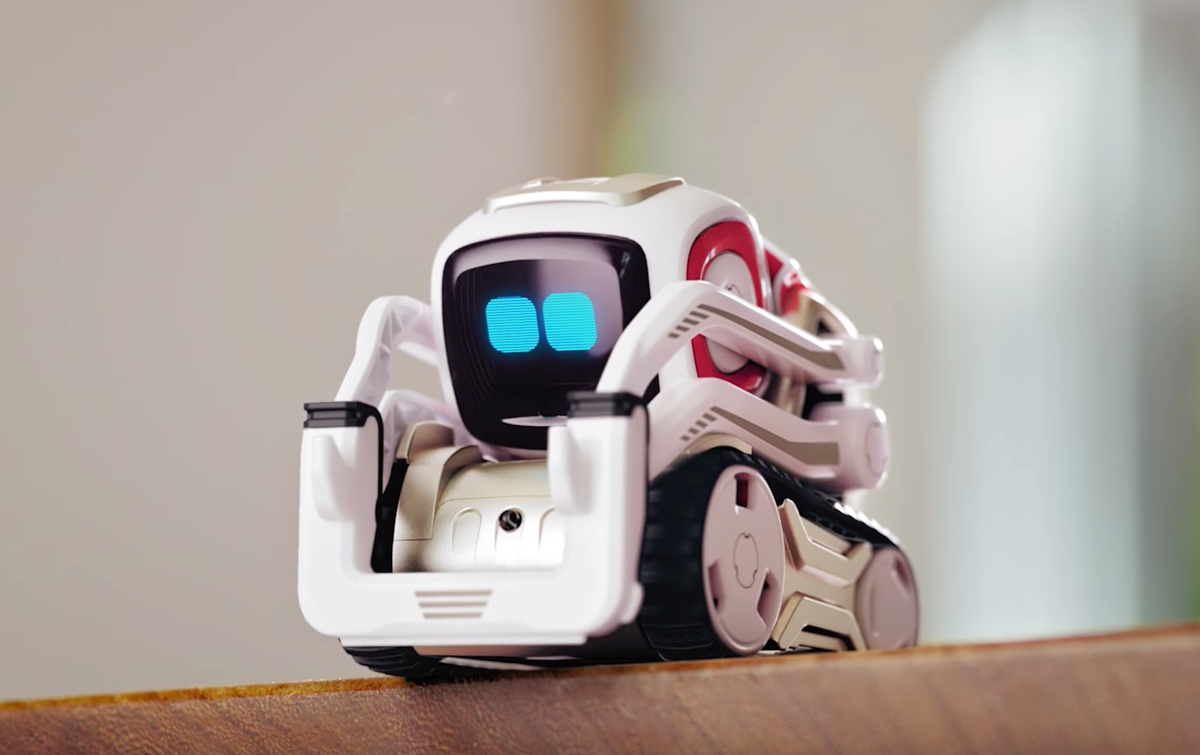 the robot in the crib essay