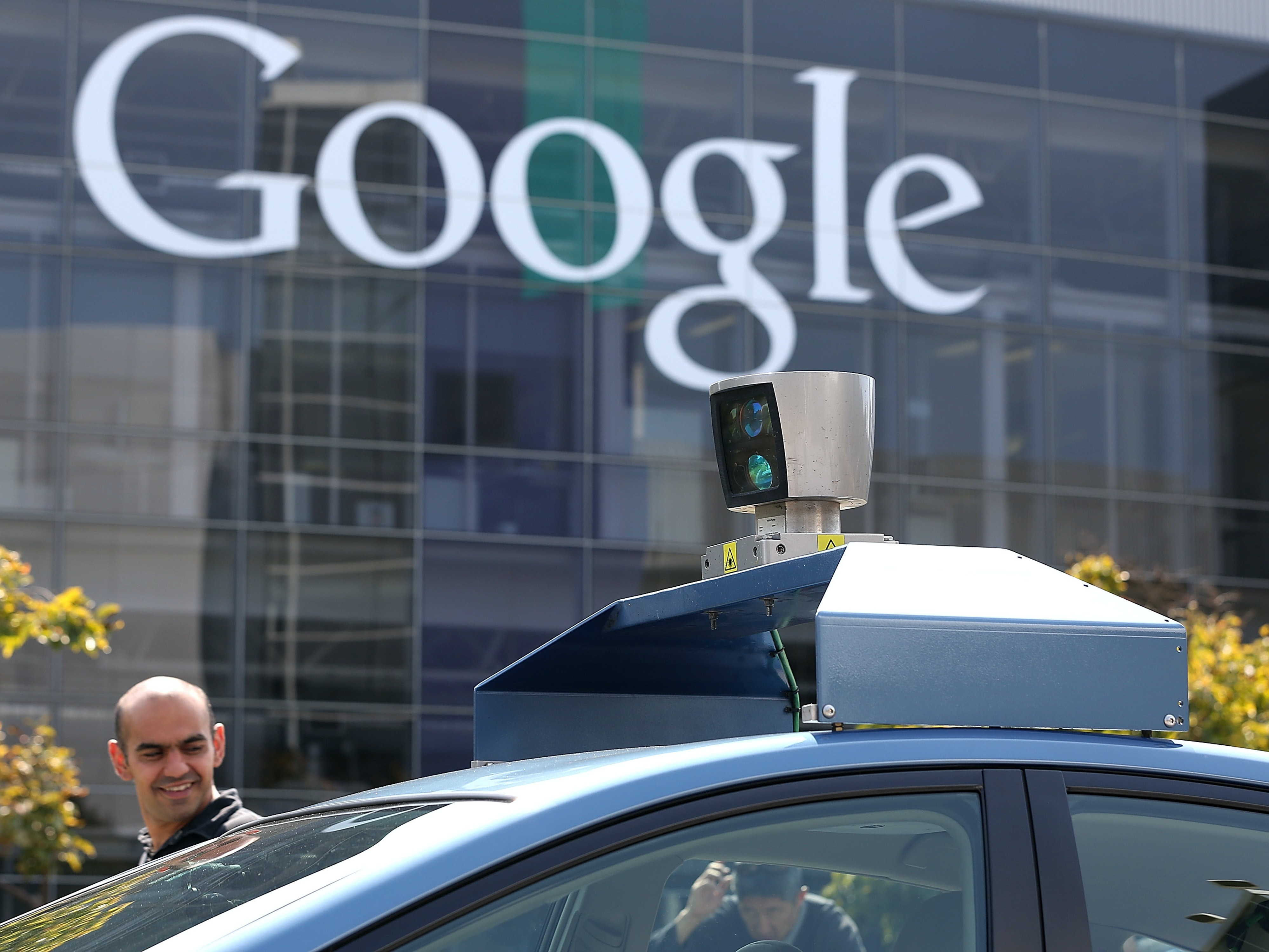 Google, Uber, Ford, and Others Form Self-Driving Coalition to Fight Regulations
