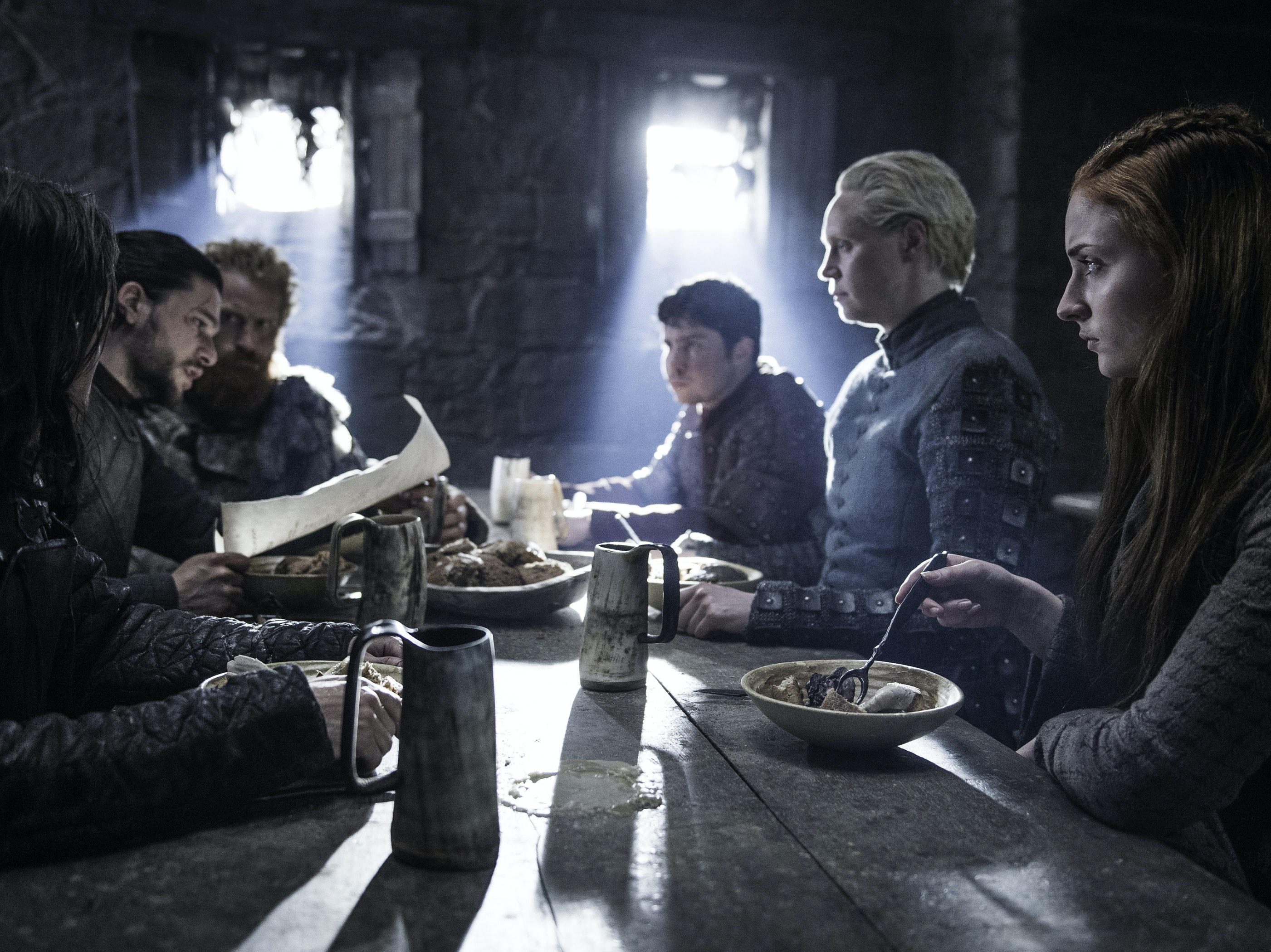 All The Callbacks To Previous 'Game of Thrones' Seasons in 'Book of The Stranger'
