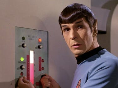 Celebrate Pi Day by Watching Spock Defeat a Possessed Computer