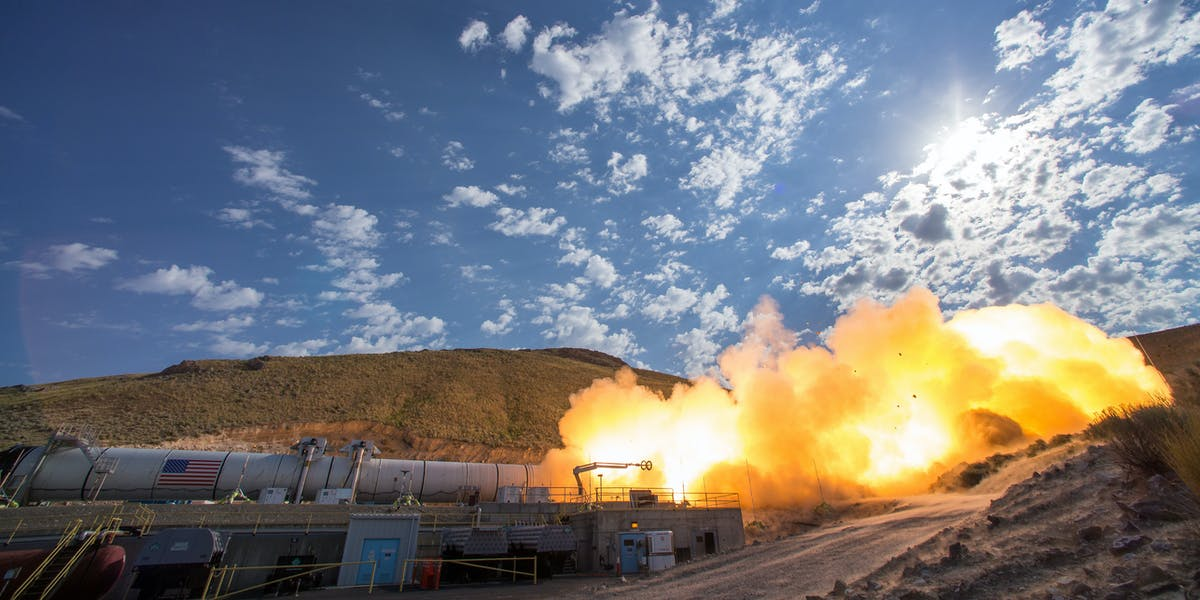 Space Launch System's boosters have been successfully tested as well.