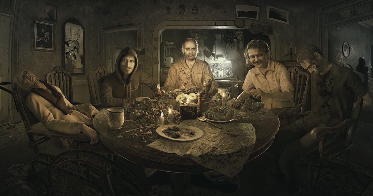 Poster for Resident Evil 7