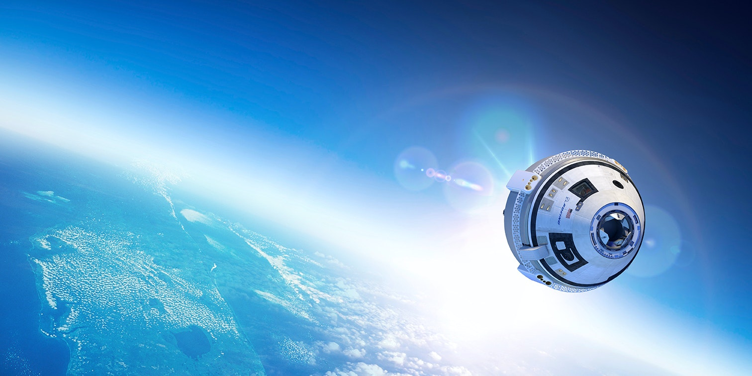 Boeing Sets New 2018 Date for Starliner's First Manned Flight