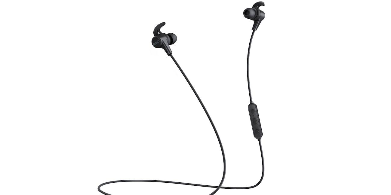 Aukey's flagship Bluetooth Headphones on Amazon