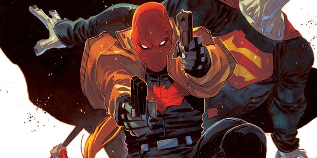Dc troublemaker scott lobdell talks red hood anti heroes inverse scott lobdell teases heated friction in red hood rebirth sciox Images