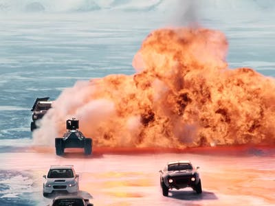 Critics Think 'Fate of the Furious' Is Silly, In a Mostly Good Way