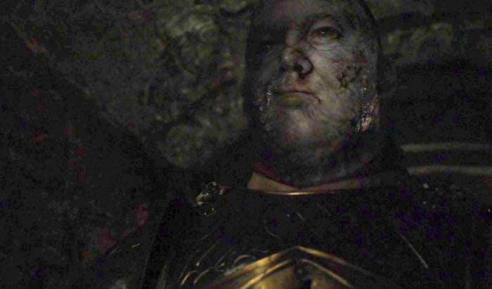 Sir Gregor Clegane, the ugliest man in Westeros.