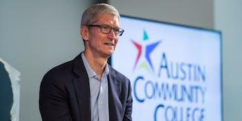 ACC & Apple Partnership
