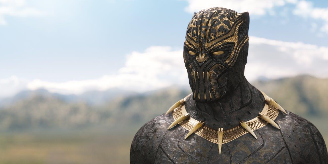 Black Panther Killmonger Michael B. Jordan