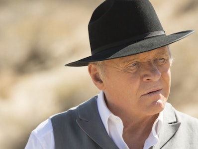 Dr. Ford Is Playing Both God and Devil in 'Westworld'
