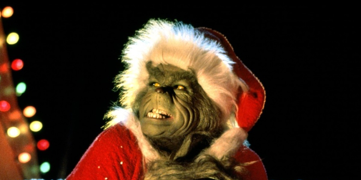 Why the live action 39 how the grinch stole christmas 39 is for Why christmas is the best holiday