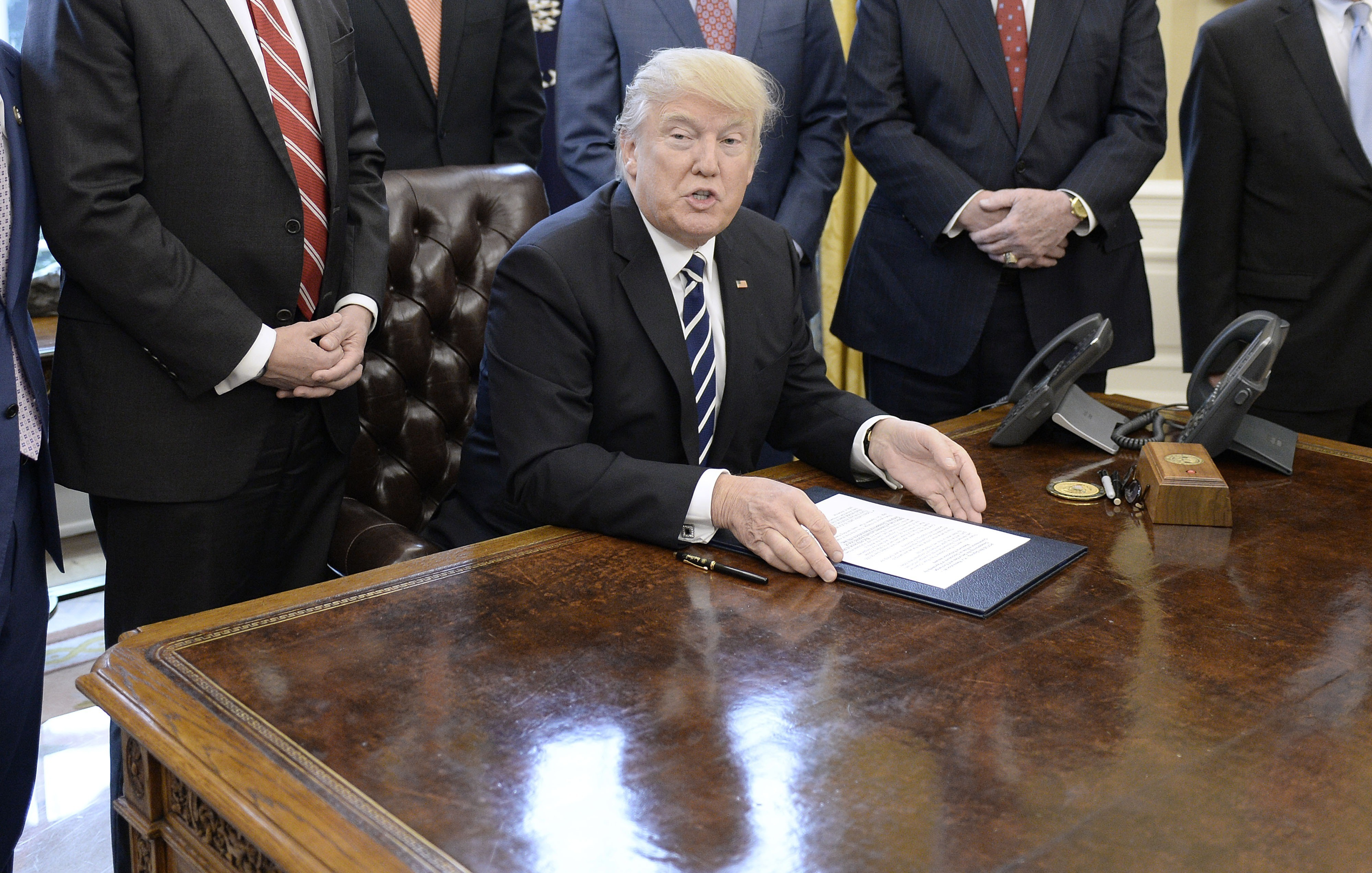 President Trump recently indicated that he was considering executive action to address his own false claims of widespread voter fraud.