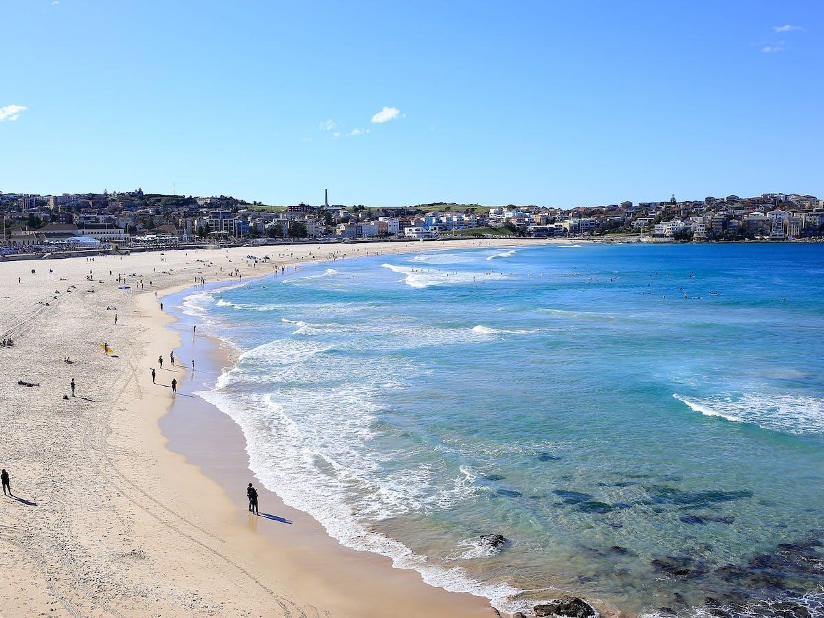 Australia's Pristine Beaches Have a Poop Problem