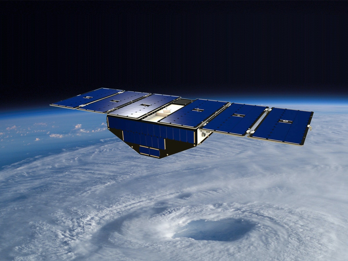 NASA Hacked the GPS System to Help Study Hurricanes