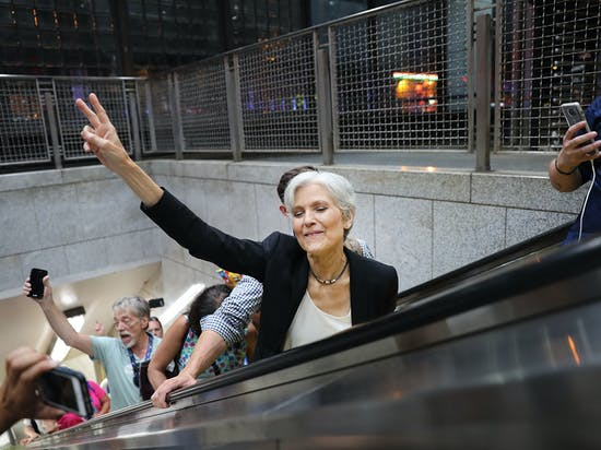 Jill Stein Is Losing to Harambe and Deez Nuts in Texas's Presidential Race