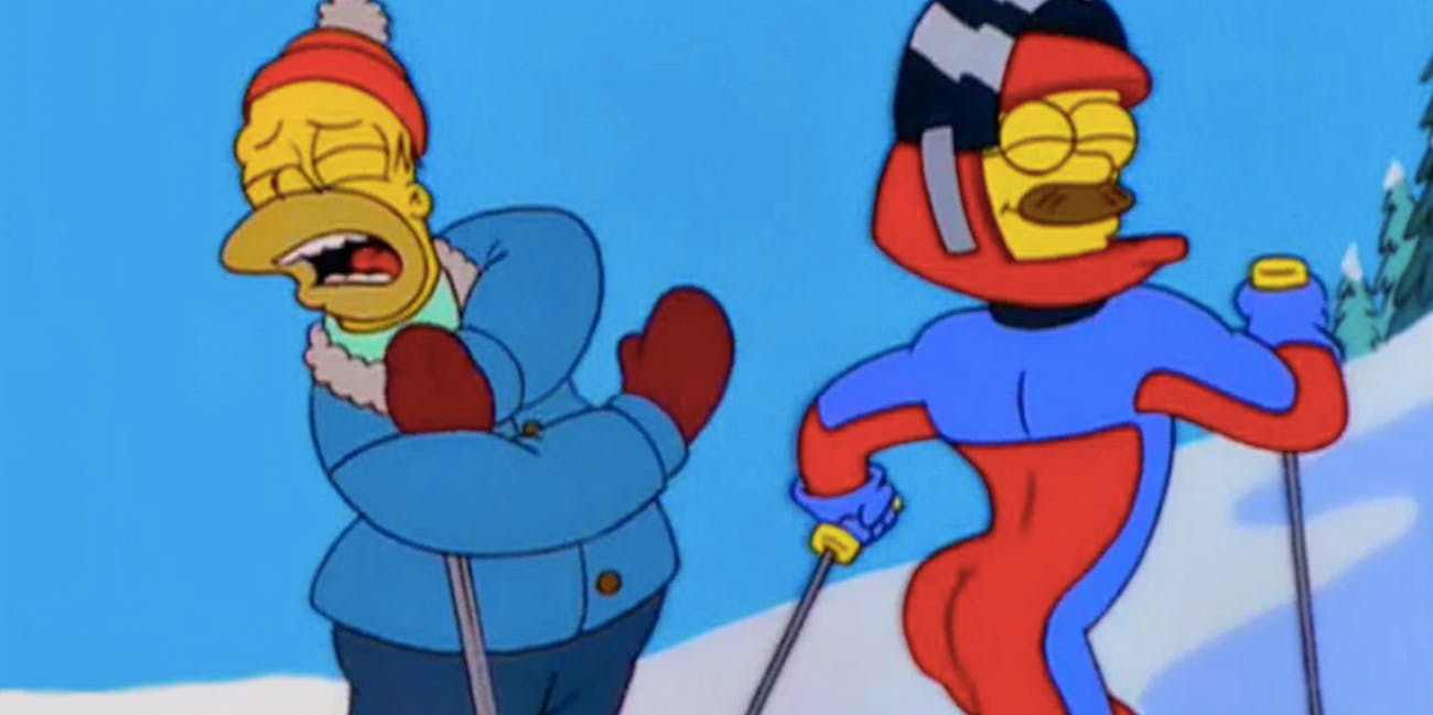 best simpsons episodes on disney plus memes steamed hams stupid sexy flanders