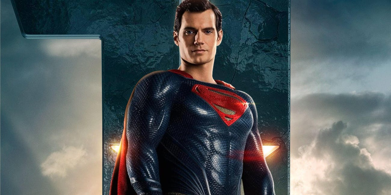 New 'Justice League' Poster Has the Biggest Superman Tease