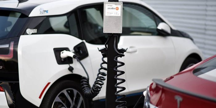 batteries electric cars