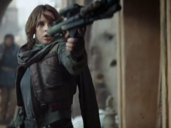 Blasters in 'Rogue One' Aren't Like Other Sci-Fi Guns