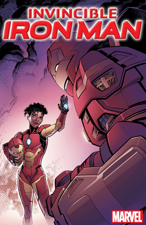 Iron Man Marvel Ironheart