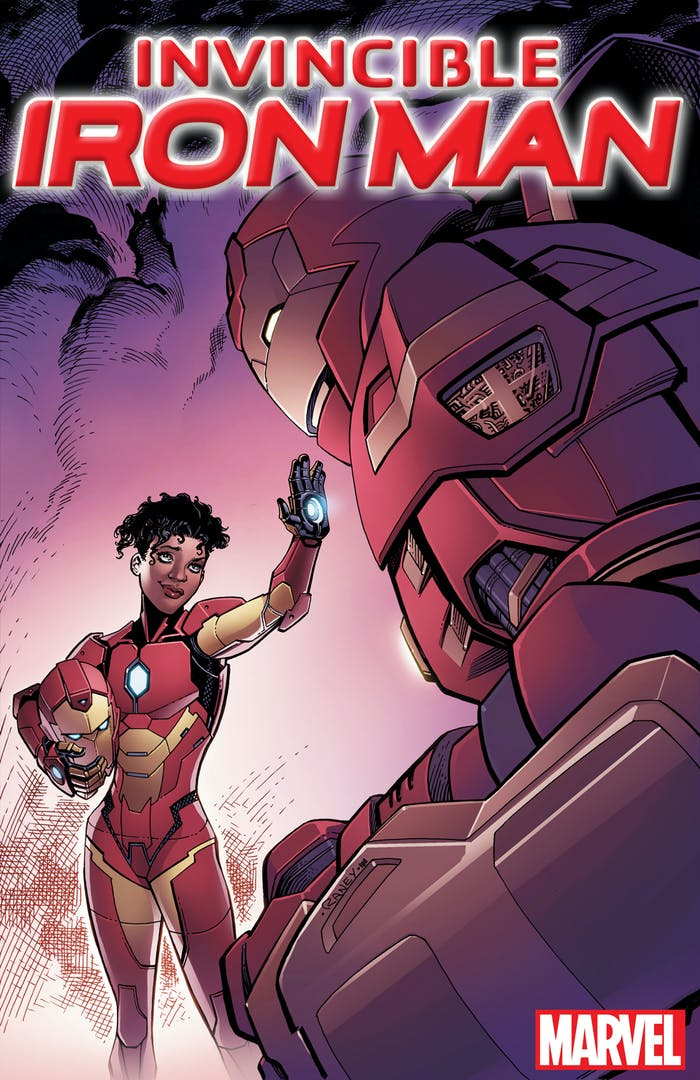Iron Man Marvel Ironheart