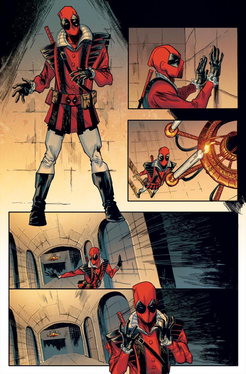 Deadpool Shakespeare
