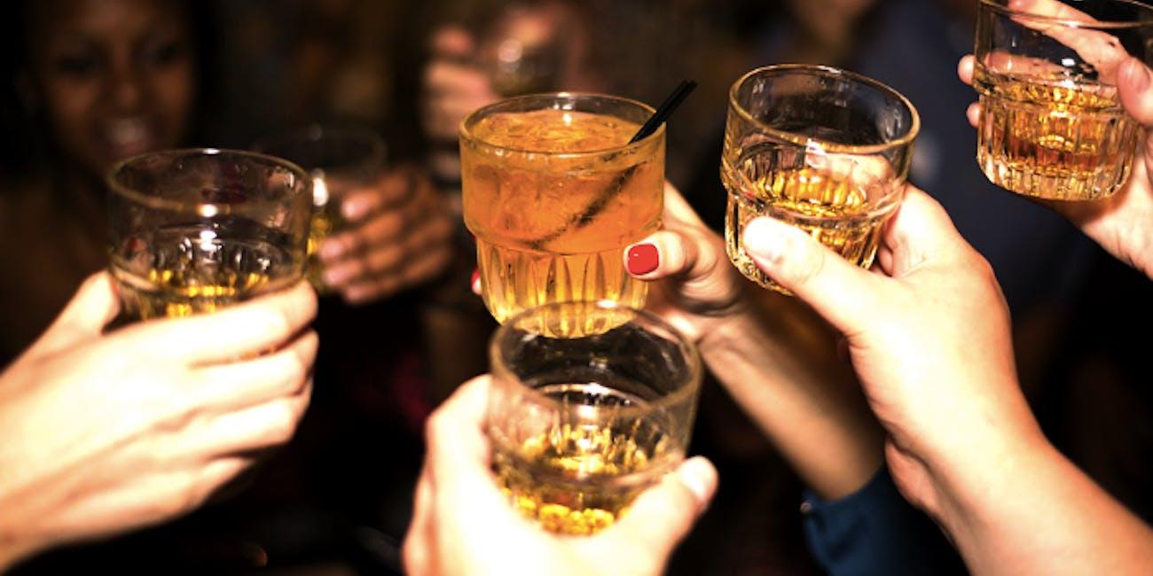 Alcohol, whiskey