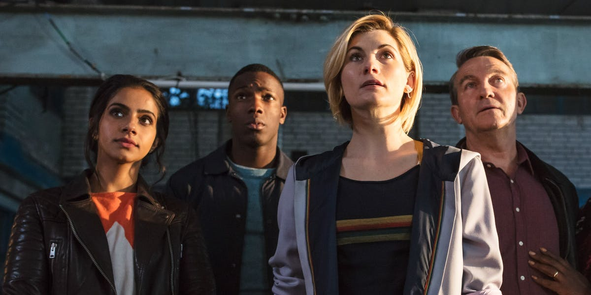 'Doctor Who' Season 11 Has a Surprising Connection to 'The Force Awakens'