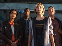 "'Doctor Who' ""The Woman Who Fell to Earth"""