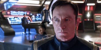 Jason Isaacs in 'Star Trek: Discovery'