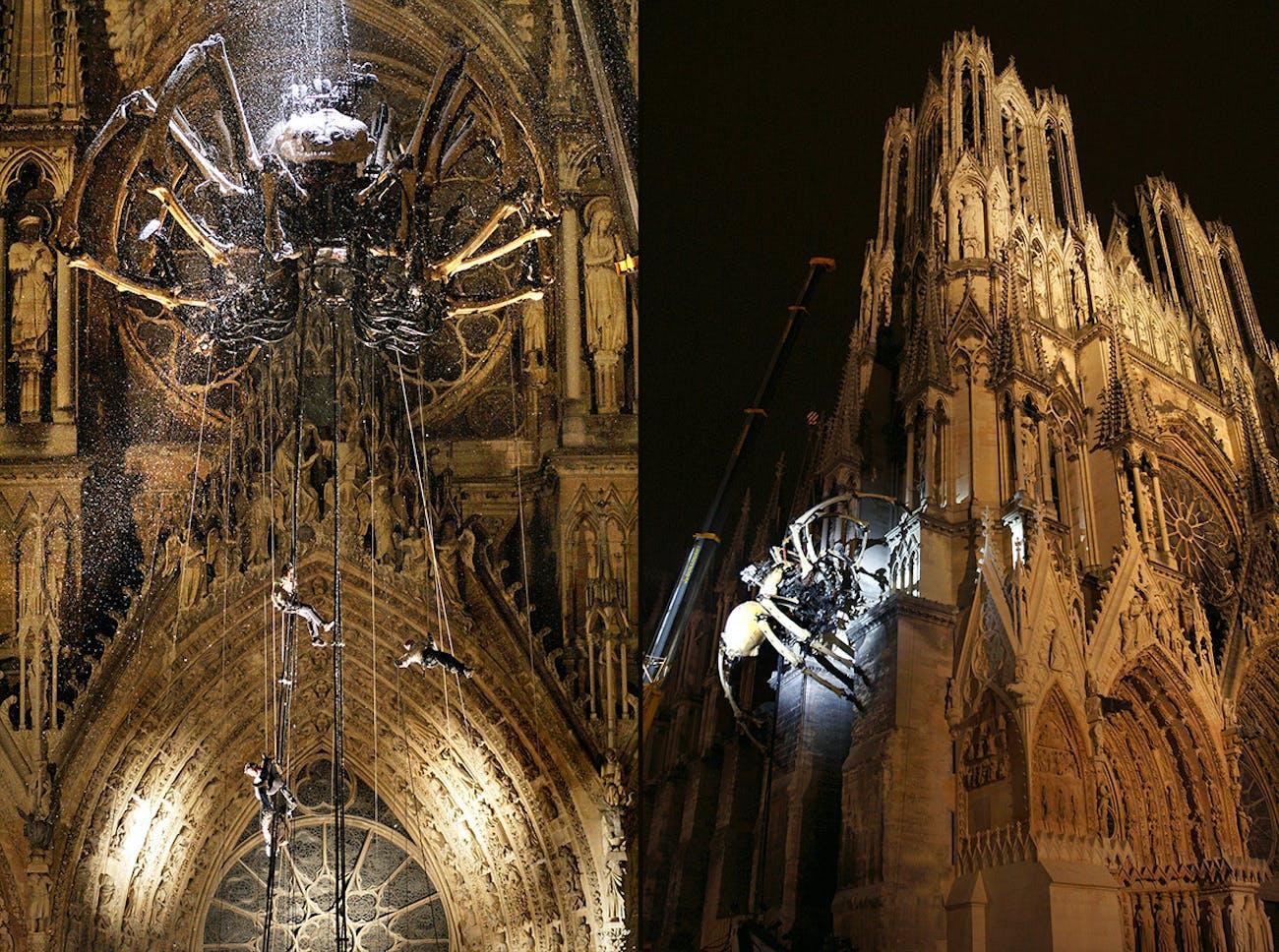 spider church la machine