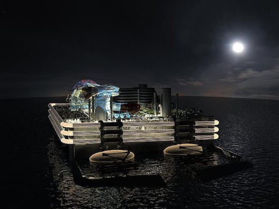Can Seasteading Be More Than Sharecropping? Life on Mars Depends on It