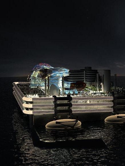 Seasteading design competition