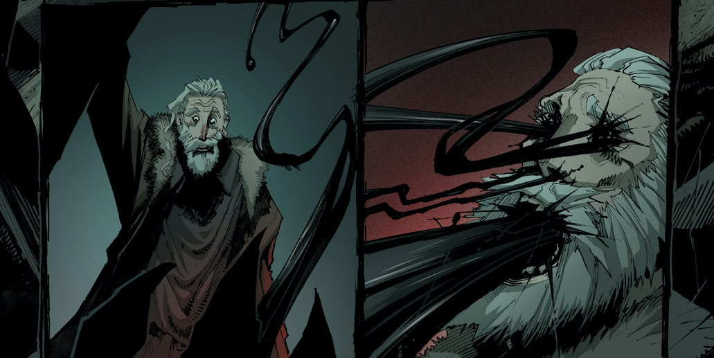 Marvel's Variant Cover for Venom