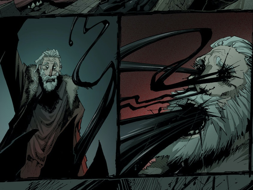 'Venom' Is Getting a New Marvel Comic and It Looks Gory AF