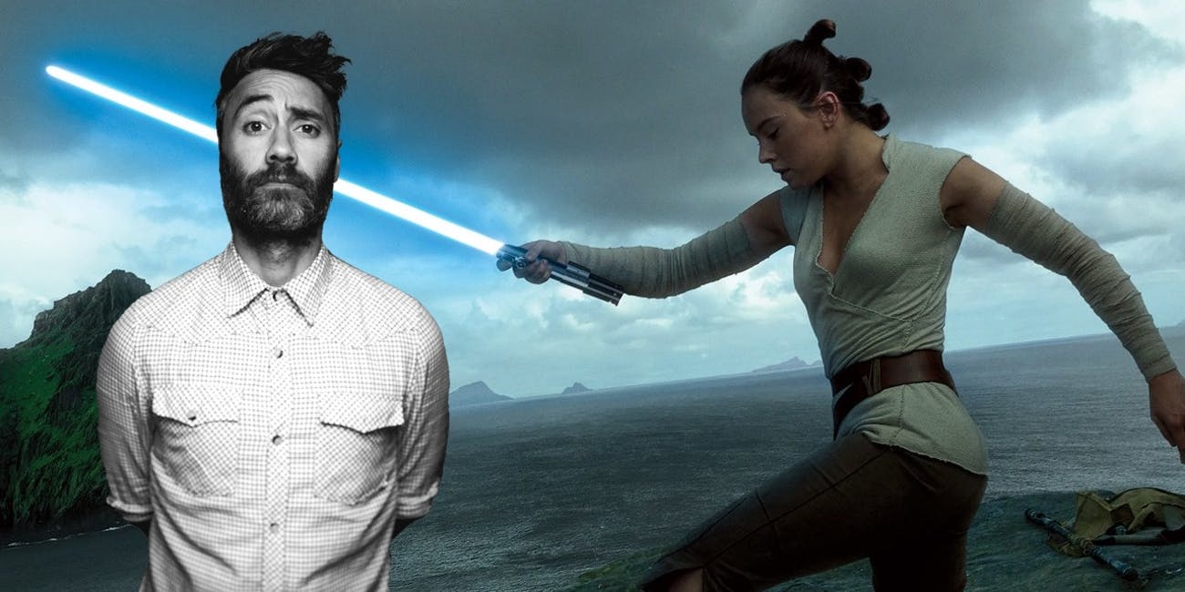 So would Taika Waititi turn down the opportunity to direct a 'Star Wars' movie?