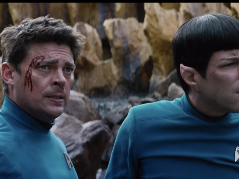 All the 'Star Trek Beyond' Easter Eggs You Could Ever Want Are Right Here