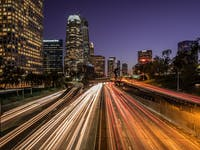 Highway 110 - Los Angeles, United States - Urban photography