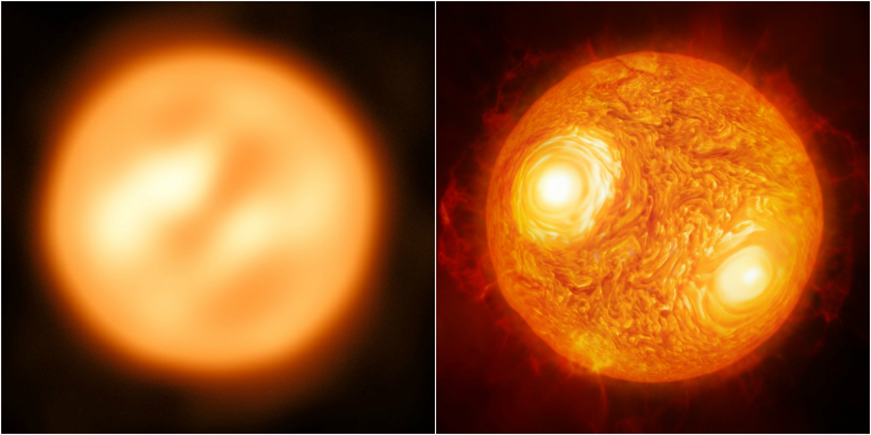 Astronomers Took One Of The Most-Detailed Images Ever Of A Star