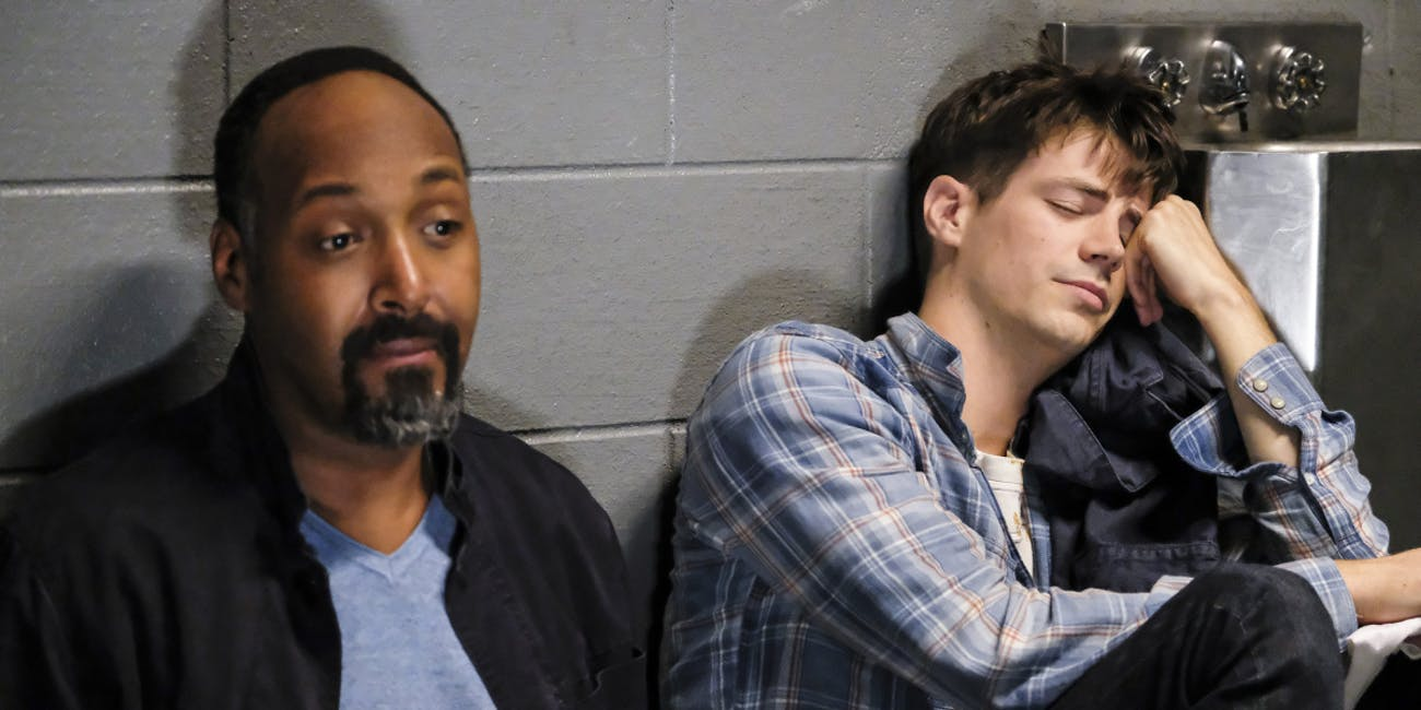 'The Flash' does the impossible by getting Barry drunk.