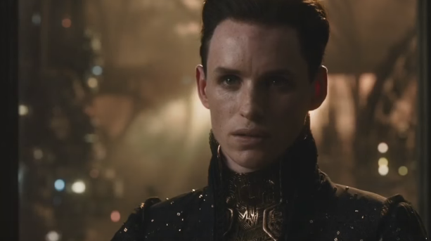 LOL: 'Fantastic Beasts' Star Eddie Redmayne Gets Emotional in Hufflepuff PSA