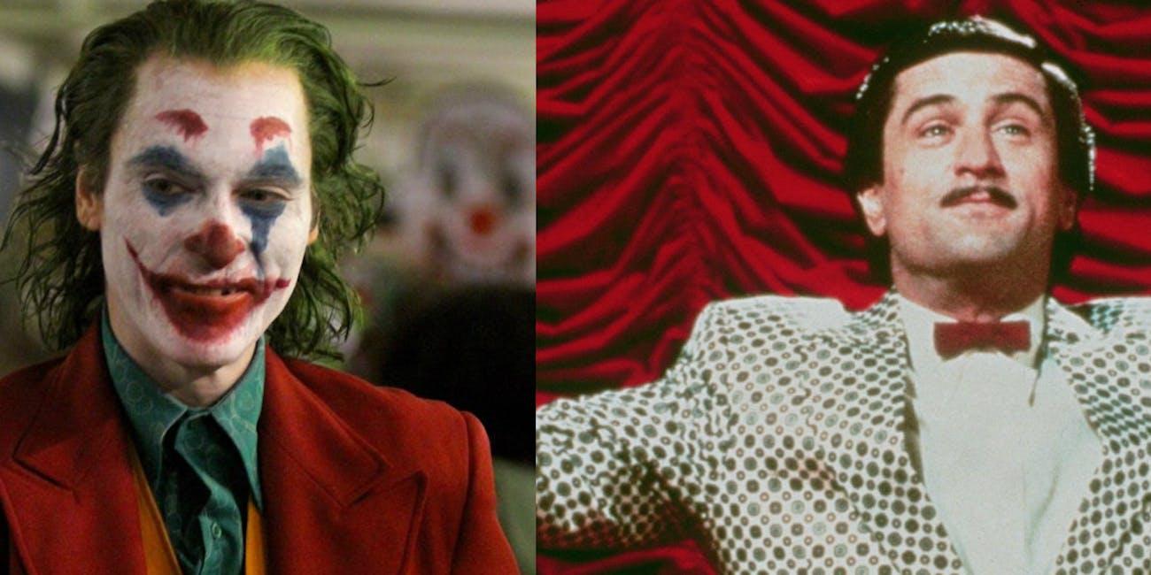 'Joker', 'King of Comedy'