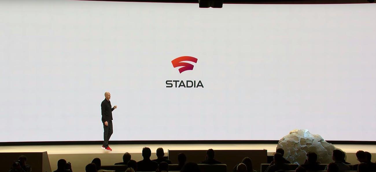 google stadia phil harrison announcement