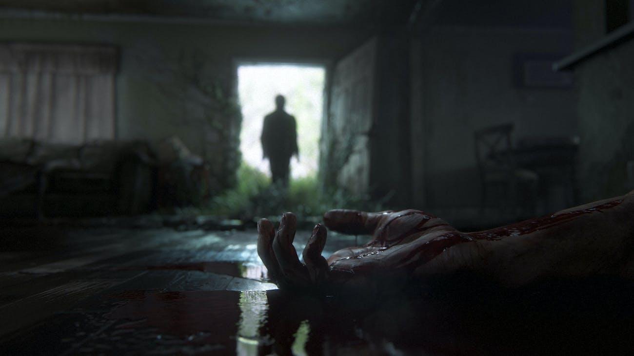 The Last of Us Part 2 Joel Ellie PlayStation 4