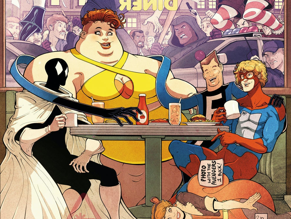 Marvel's 'Great Lakes Avengers' Are Bizarrely Hilarious