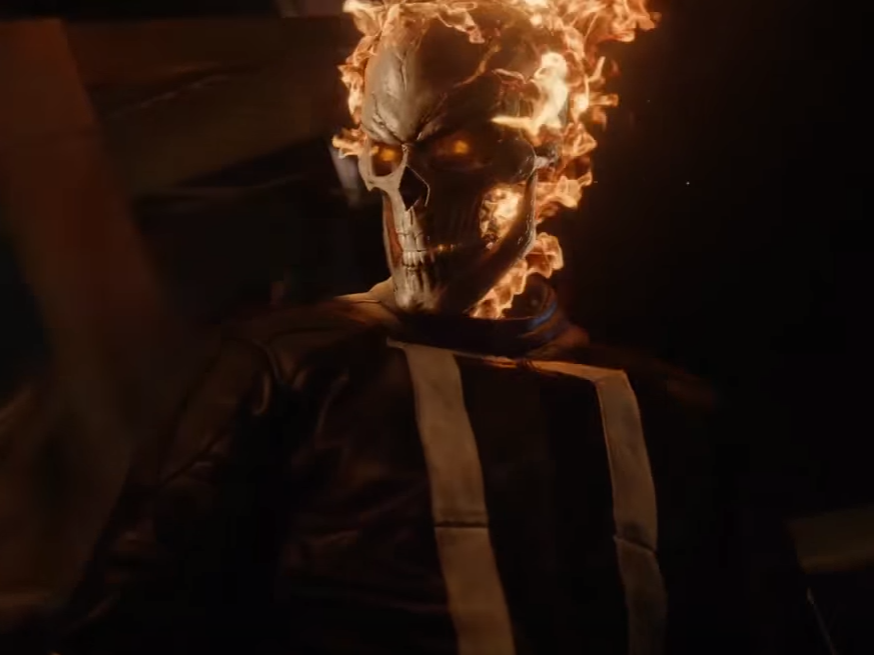 Here's How 'Agents of SHIELD' Created Ghost Rider